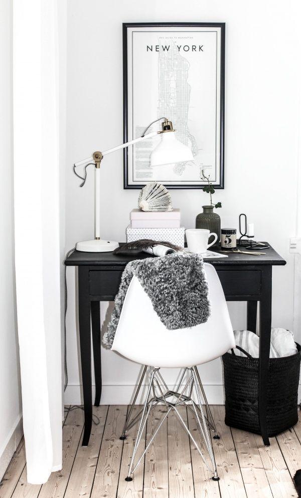 Styled desk details. @littledreambird