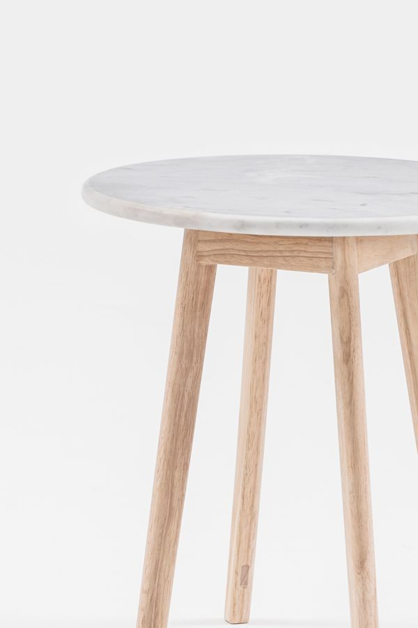 Harpers Project Marble Side Table
