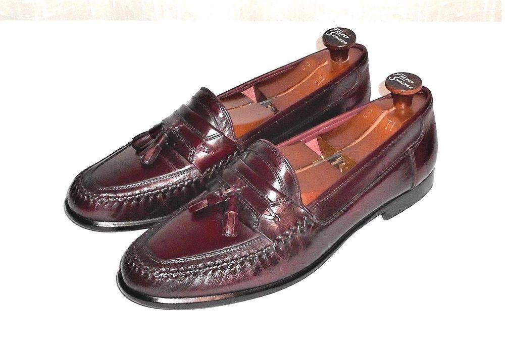 Park Art My WordPress Blog_Mens Burgundy Dress Shoes Leather