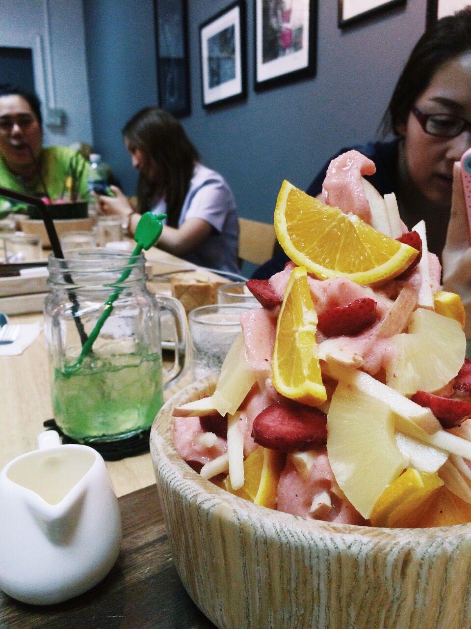 Grand's pa cafe 21.05.15