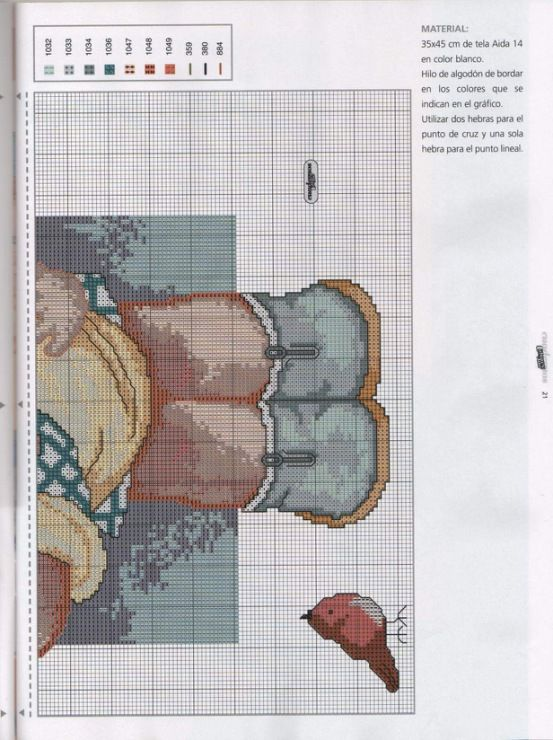 Gallery.ru / Фото #7 - Las Labores de Ana Cuadernos 47 - anfisa1