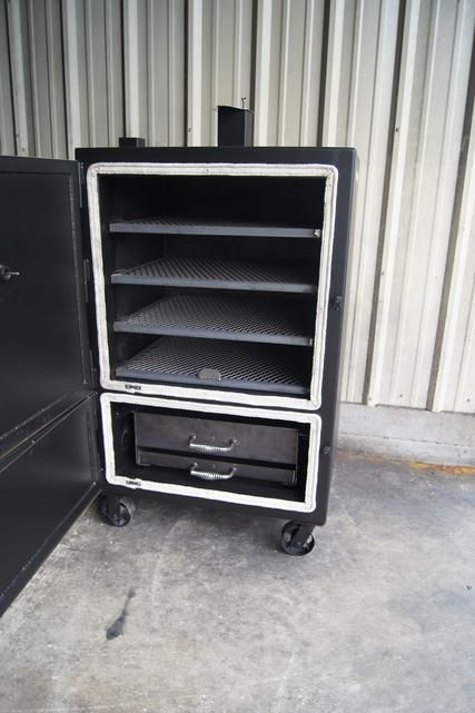 Insulated Bbq Smokers Lone Star Grillz Bbq Pinterest