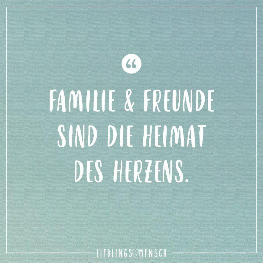 Sprueche Familie Und Freunde