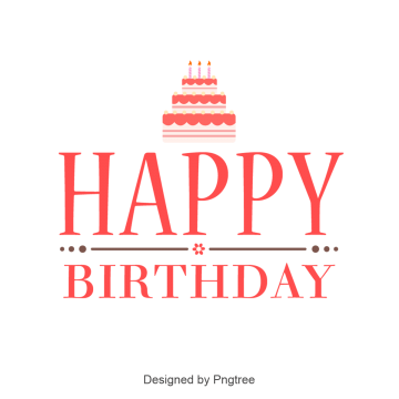 생신 생신 생일 축하 빨간 Png 및 벡터 에 대한 무료 다운로드 생일 생일 축하 초콜릿