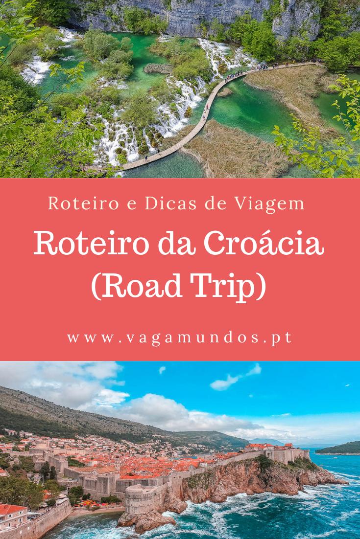 Roteiro Croacia O Que Visitar E Onde Ficar Roadtrip Croacia Viagem Viagens Culturais