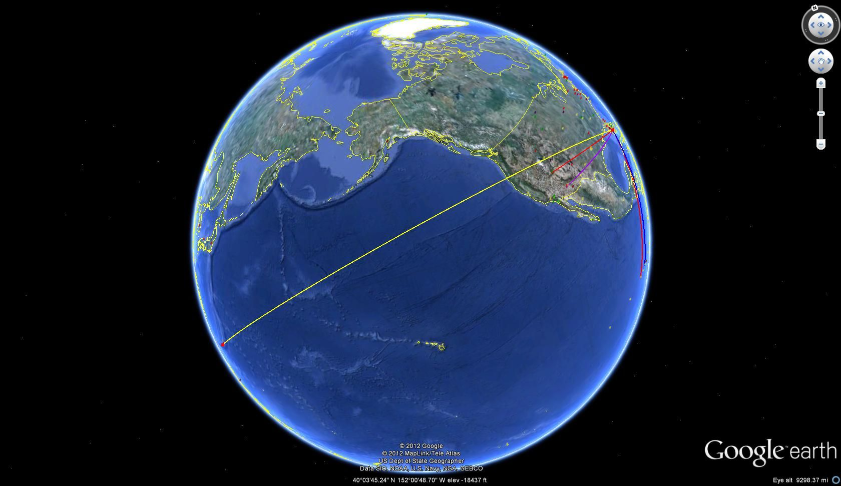 Google earth live, See satellite view of your house, fly ...  |Satellite View Earth Via