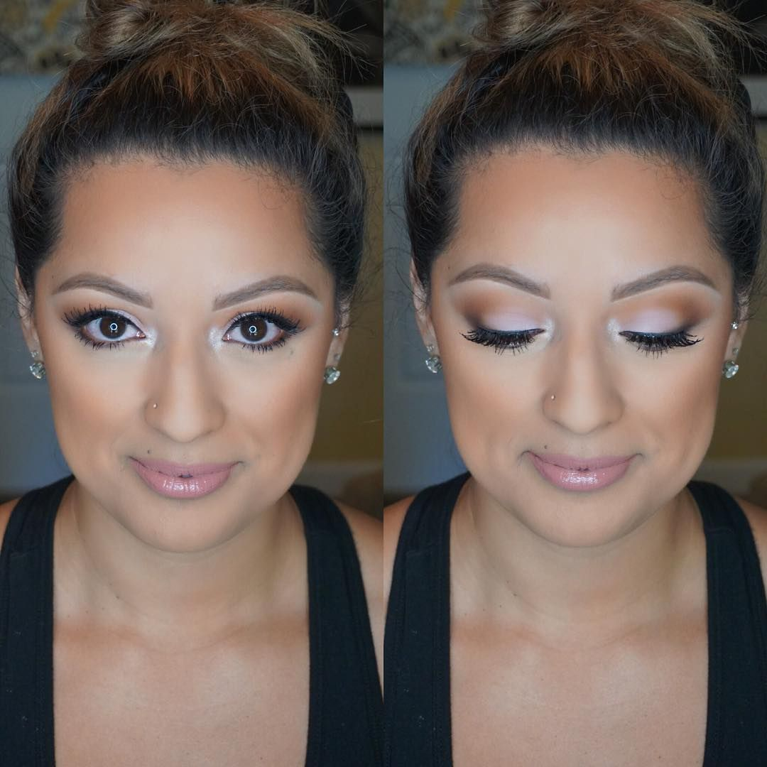 Bridesmaid glam! Today's bridal party was a great start to my Memorial Day weekend! #makeupme5 #bridalglam #bridesmaids http://gelinshop.com/ipost/1524349317572305922/?code=BUnk6DDgaQC