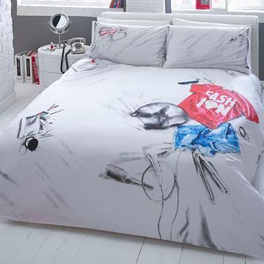 Printed messy bed bedding set pinterest messy bed ben de lisi home printed messy bed bedding set at debenhams mobile gumiabroncs Choice Image