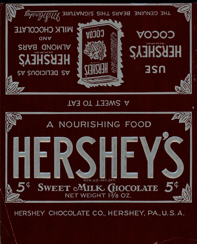 Hershey Candy Bar Wrapper Template | ... chocolate bar wrappers ...