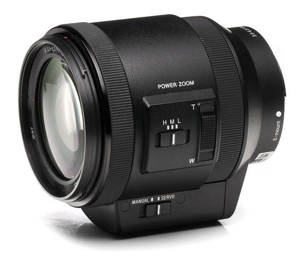 Sony E Pz 18 200mm F 3 5 6 3 Oss E Mount Lens Lensauthority Photography Accessories E Mount Oss