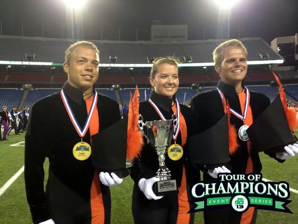 Congratulations go out to Series Champion Carolina Crown, recipient of the first-ever Tour of Champions Cup.