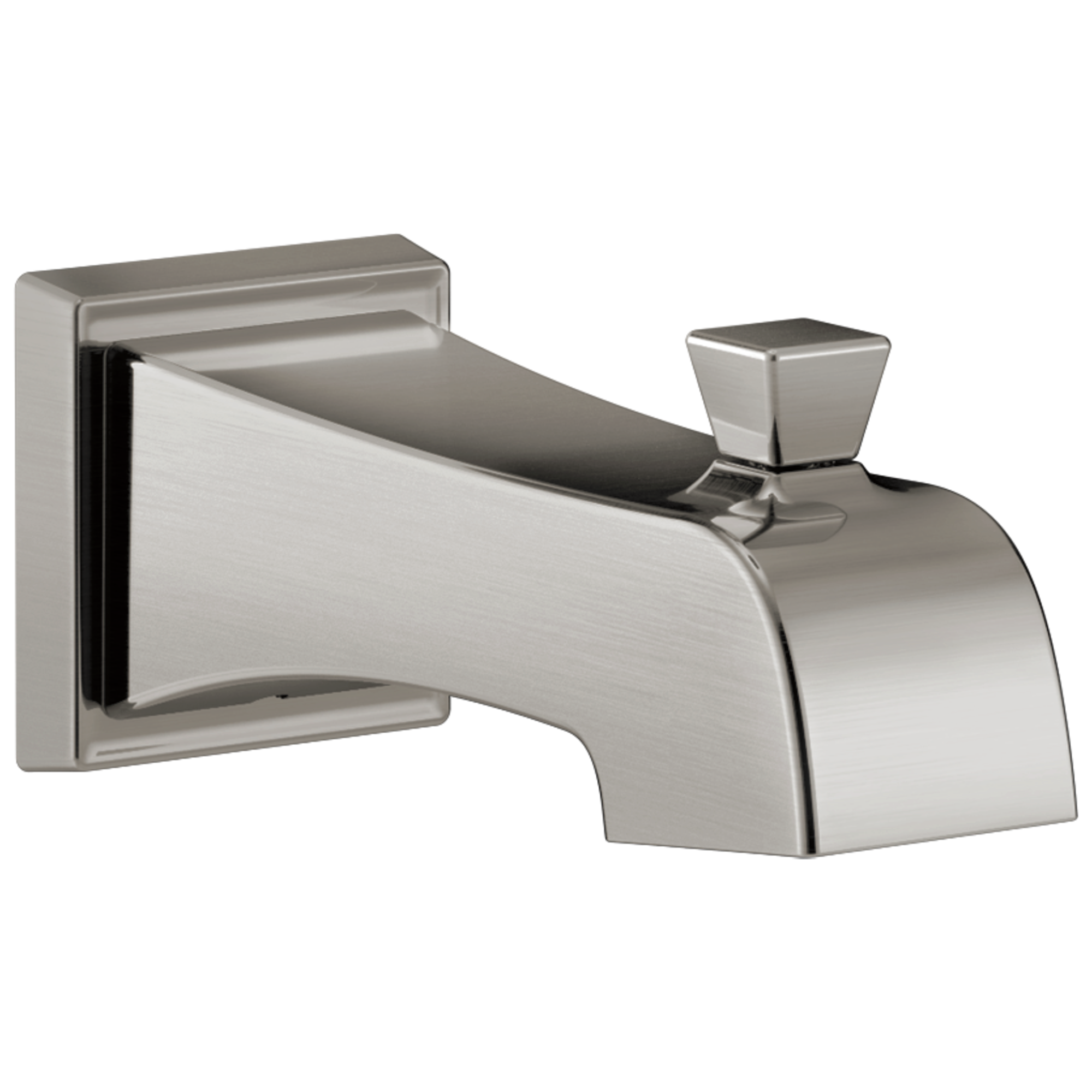 Delta Faucet Rp77091ss Tub Spout Pull Up Diverter Stainless Delta Faucets Faucet Tub