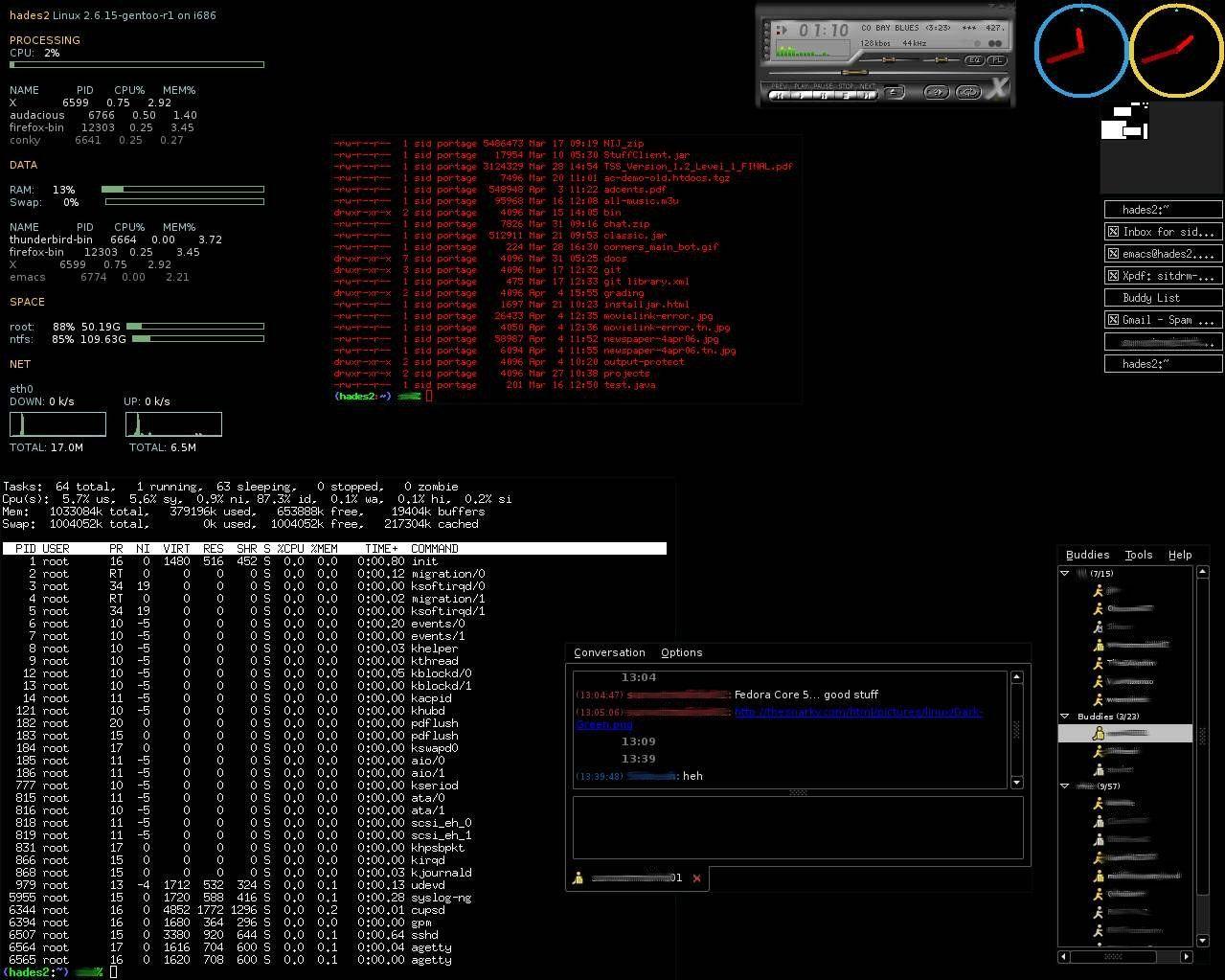 Gentoo #Linux #Desktop | Program in 2019 | Linux, Desktop, Programming