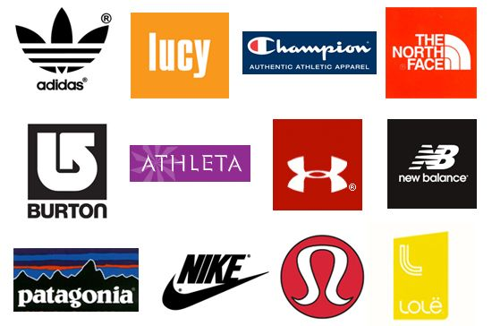 new athletic brands athletic wear companies