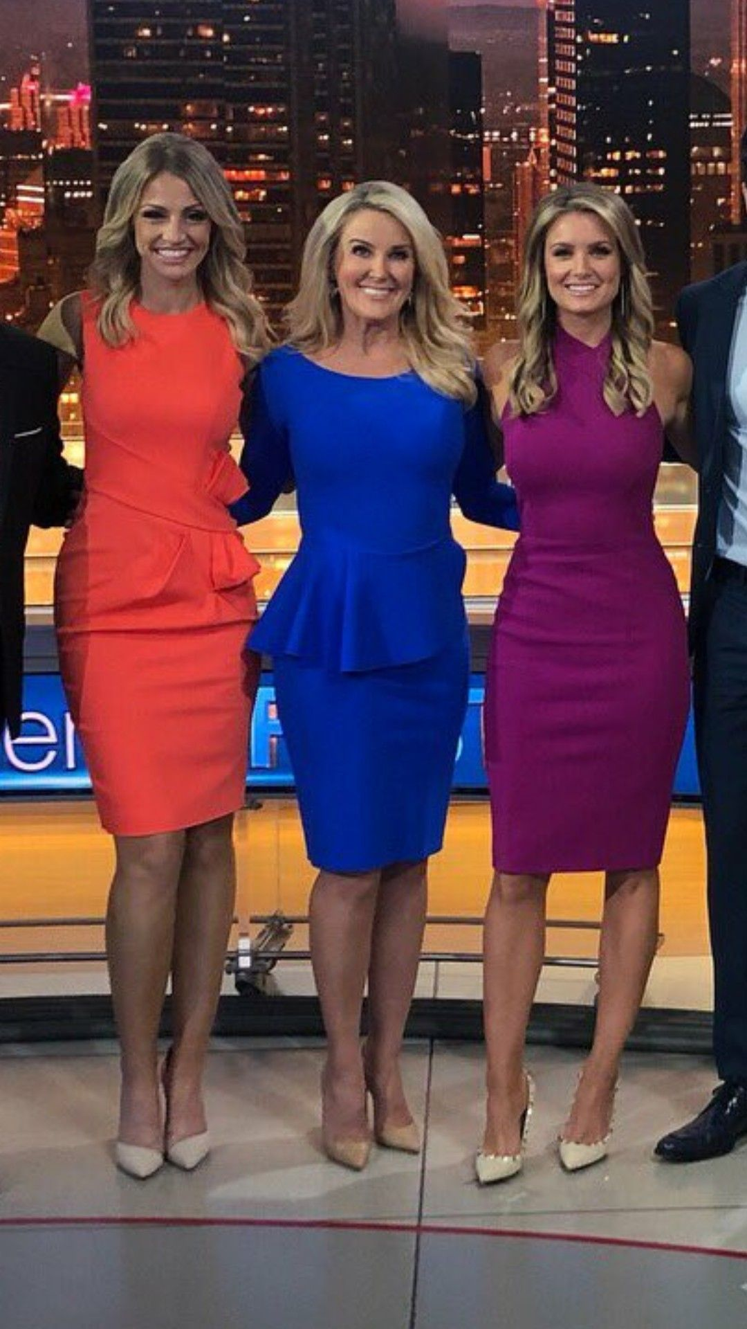 Carly Shimkus, Heather Childers & JIllian Mele | The