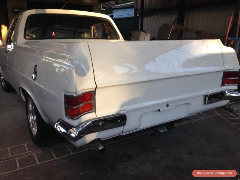 Hr Holden ute holden forsale australia Cars for sale