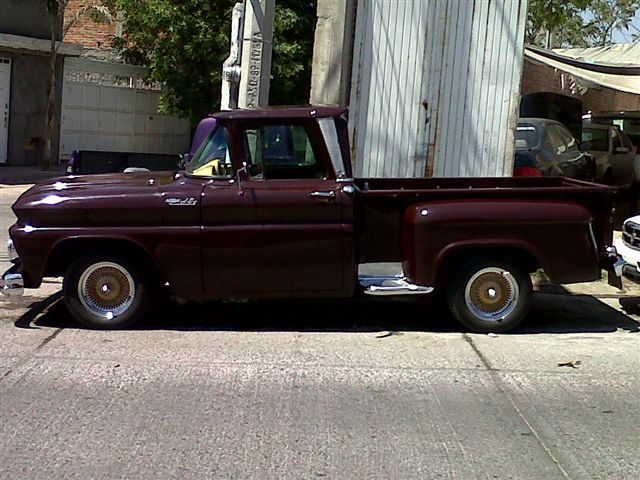 Chevrolet Apache Pickup 1962 Gm Trucks 1960 61 62 63