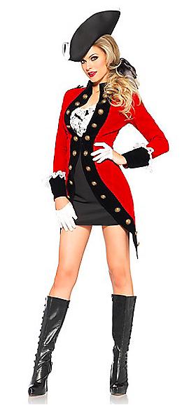 racy red coat luxury adult halloween costume idea halloween costume women outfits - Unique Halloween Costume Women