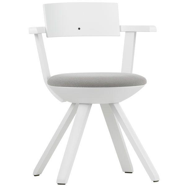 Rival tuoli KG002, valkoinen - Artek