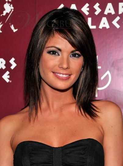 modern haircuts 11 pretty mid length layered haircuts for 1702