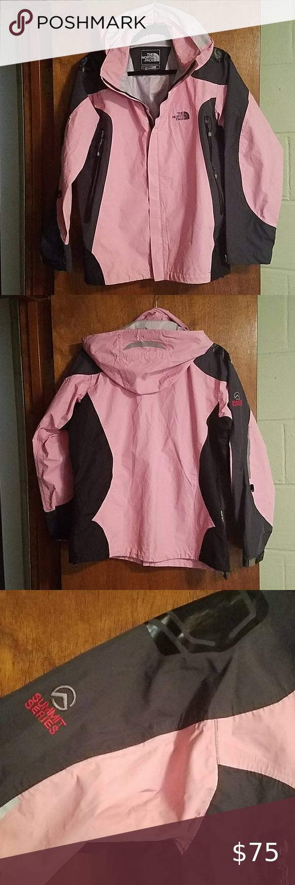 End Of Season Clearance Summit Series Shell Pink North Face Jacket North Face Jacket Womens North Face Fleece Jacket [ 1740 x 580 Pixel ]