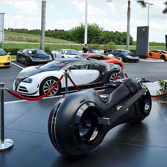 Neutron Bike Or Bugatti Veyron Mansory Bugatti Luxury Cars