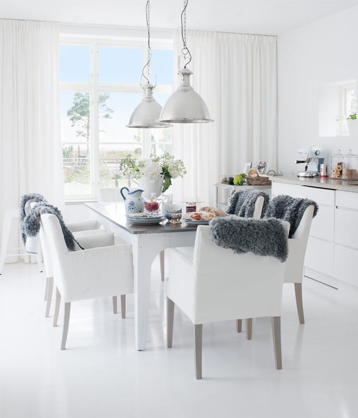 The Beautiful Scandinavian House with a Mediterranean feeling // Красивата скандинавска къща със Средиземноморско усещане | 79 Ideas