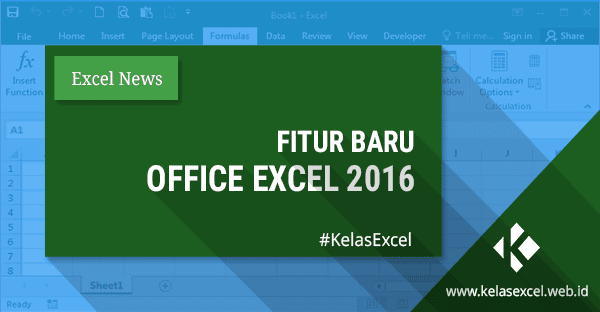 10 Fitur Baru Microsoft Office Excel 2016 Yang Perlu Anda Ketahui Microsoft Excel Microsoft