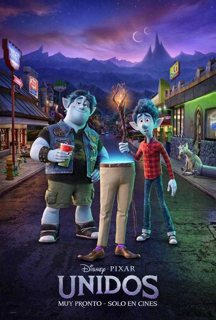 Unidos Trailer Oficial Poster Peliculas Infantiles De Disney Películas Completas Gratis Peliculas De Disney Pixar