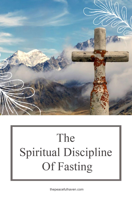 The Spiritual Discipline Of Fasting #discipline