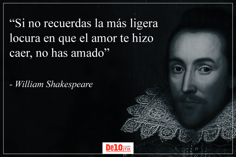 Las 10 Mejores Frases De William Shakespeare William