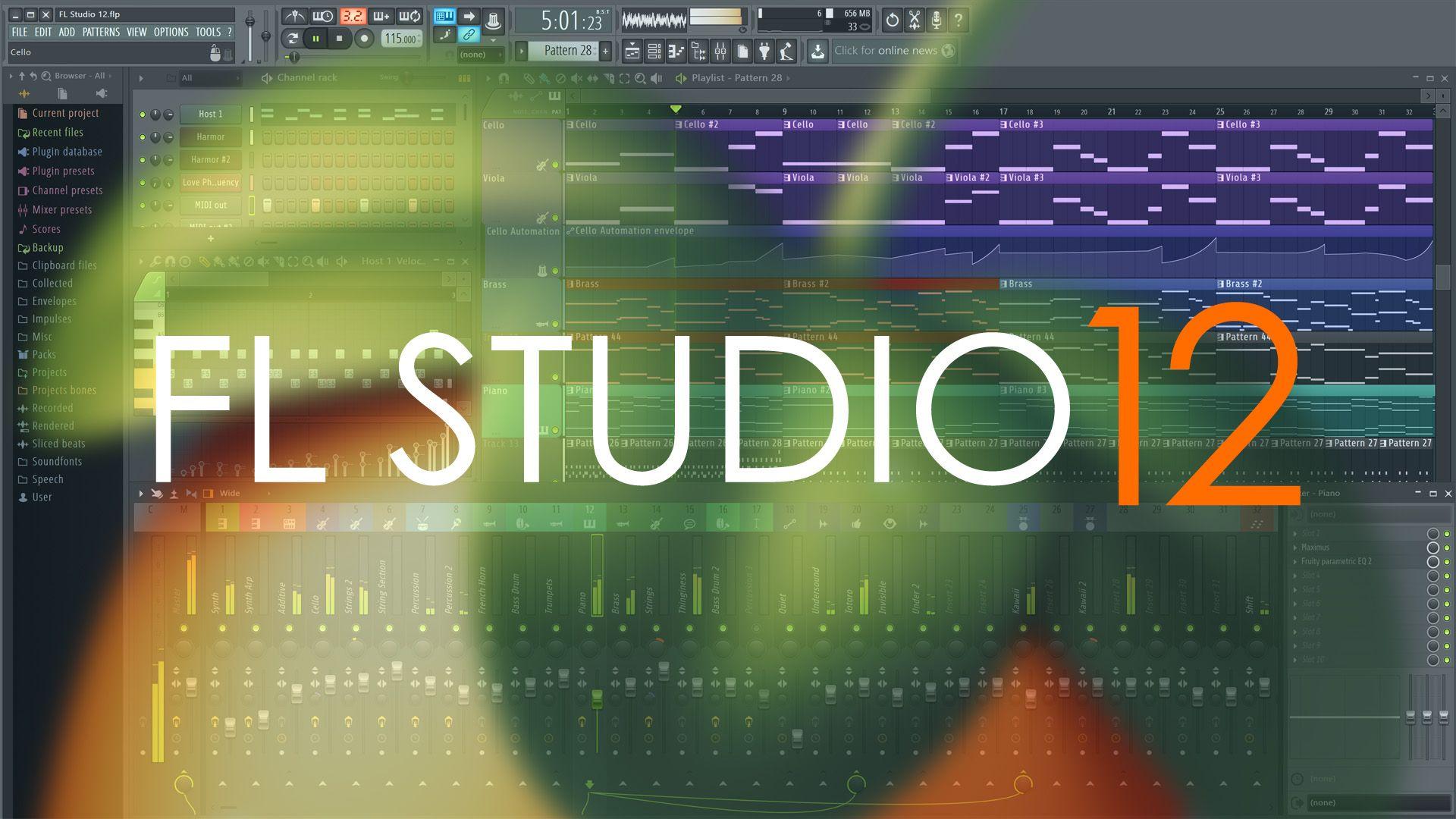 En studio crack fl con fire 12 media descargar español full Cubase 5