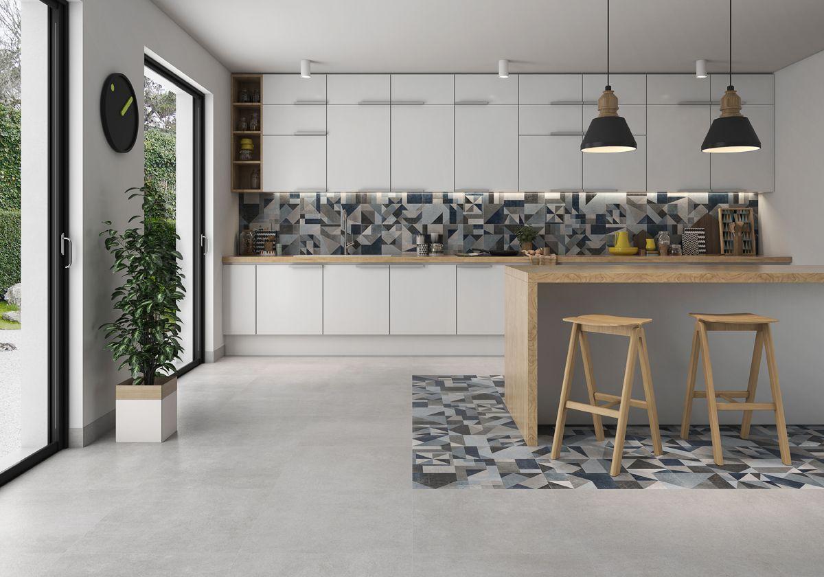 Core Collection #floortile #tile #porcelain #pavimento #cocina ...