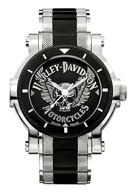 Harley Davidson #N/A 78A109 - Reloj para hombres