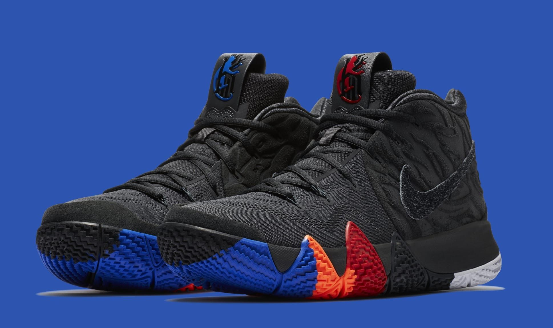 sports shoes 6f6d6 69fef Nike Kyrie 4  Year of the Monkey  943807-011 Release Date   Sole Collector