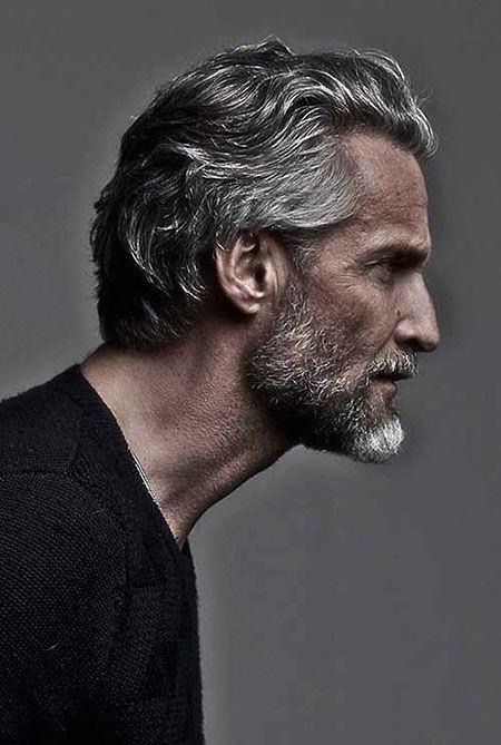 20 Frisuren für Herren Medium Haar Mittlere Frisu... - # ...