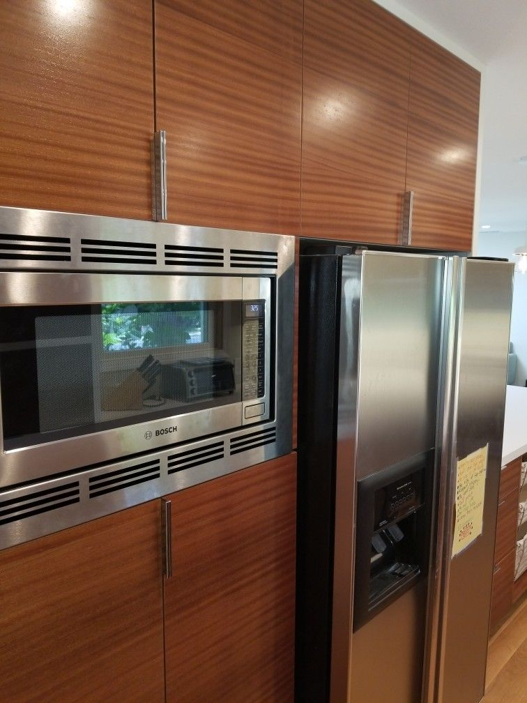 Best Mid Century Modern Sapele Cabinets Cabinets By Danny 640 x 480