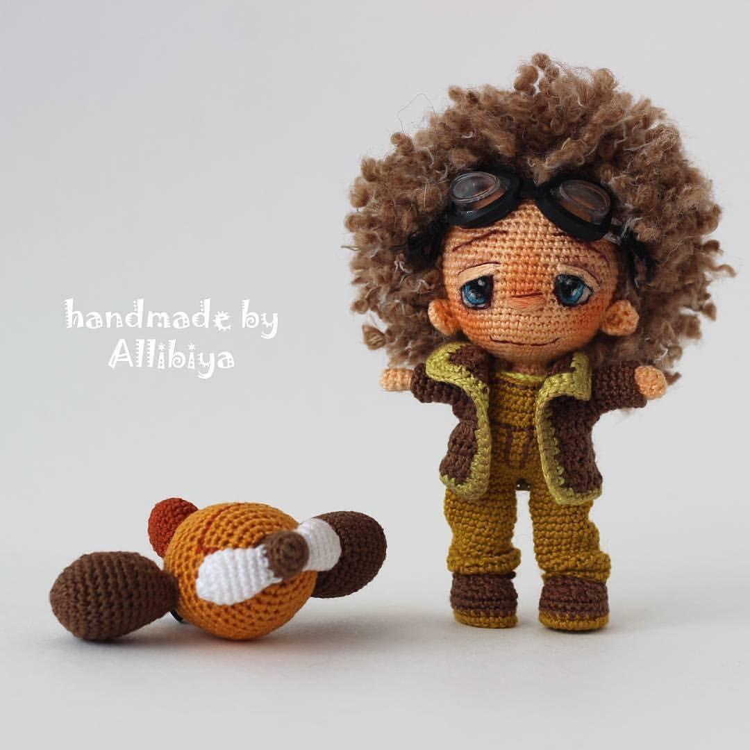 Handmade by @allibiya | Patrones amigurumi | Pinterest | Croché ...