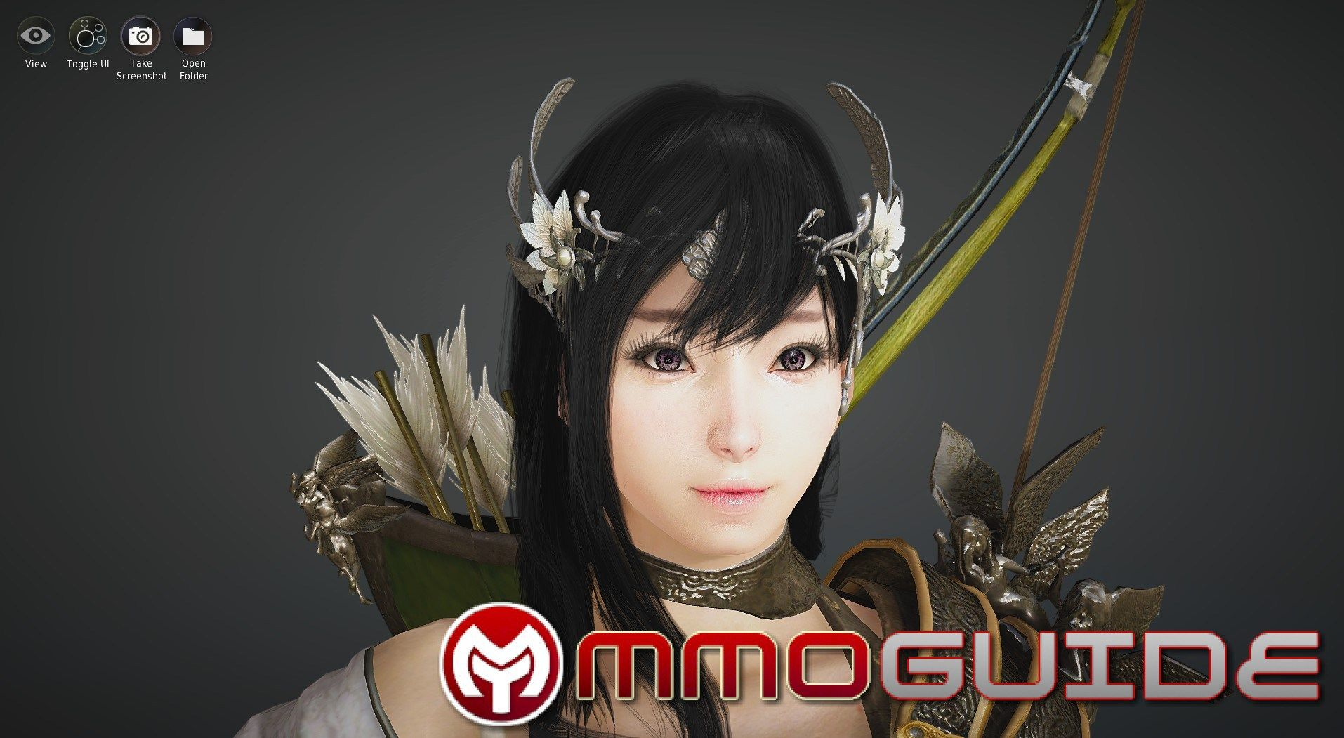 black desert taeyeon ranger character template 1 my mmo guide