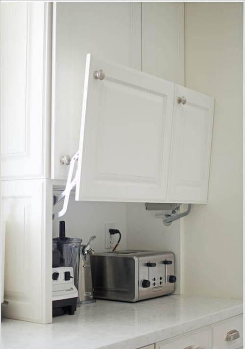 28 Super Idées de Rangement Pour GAGNER de la Place à la Maison.