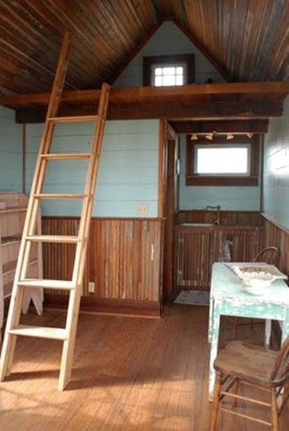 Superbe Description: Tiny Houses Generally Have A Higher Window To Wall Ratio Than  Regular Houses, So That Residents Donu0027t Feel As Though They Live In A  Storage ...