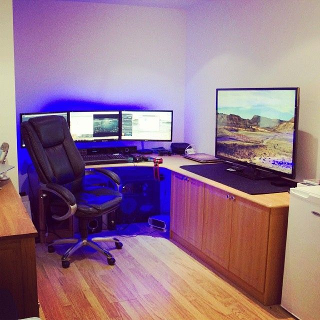 pin by on gaming desk pinterest gaming desk desks and gaming setup