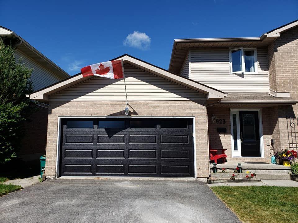 Calgary Garage Door Fix | Garage doors, Garage doors for sale, Door repair