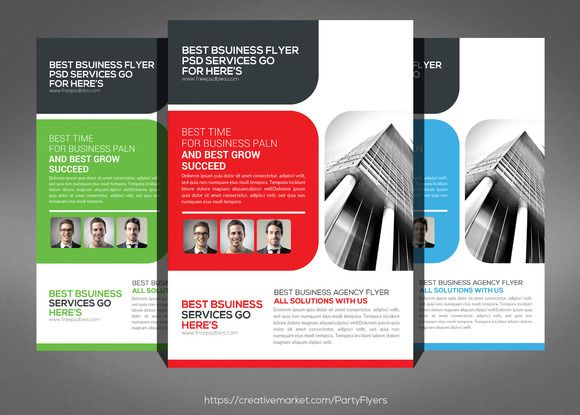Lawyer \ Law Firm Flyer Template by Party Flyers on - law firm brochure