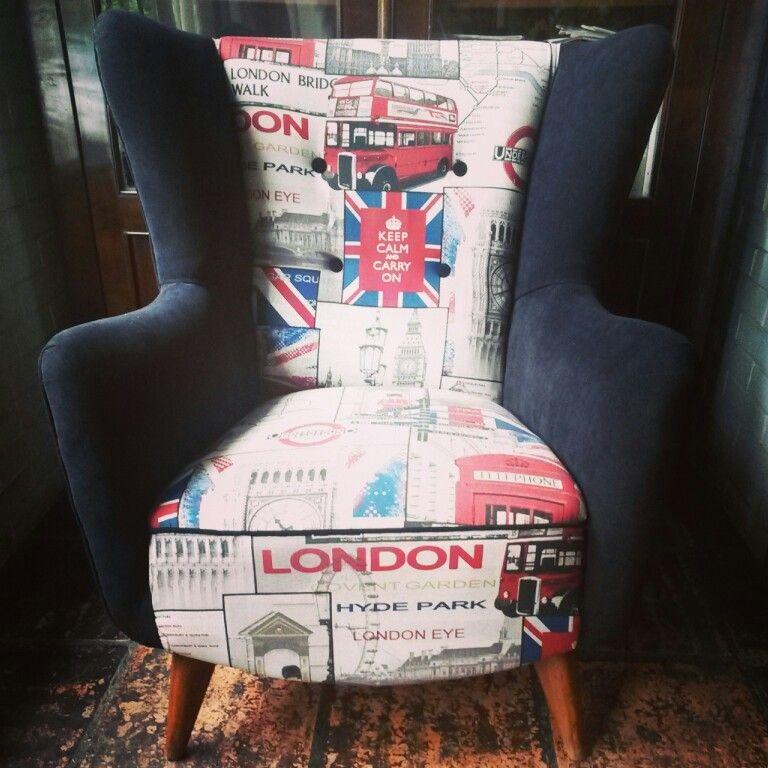 △Sillon americano▽ ARKADIA muebles-reciclados F U R NI T U R E - muebles reciclados