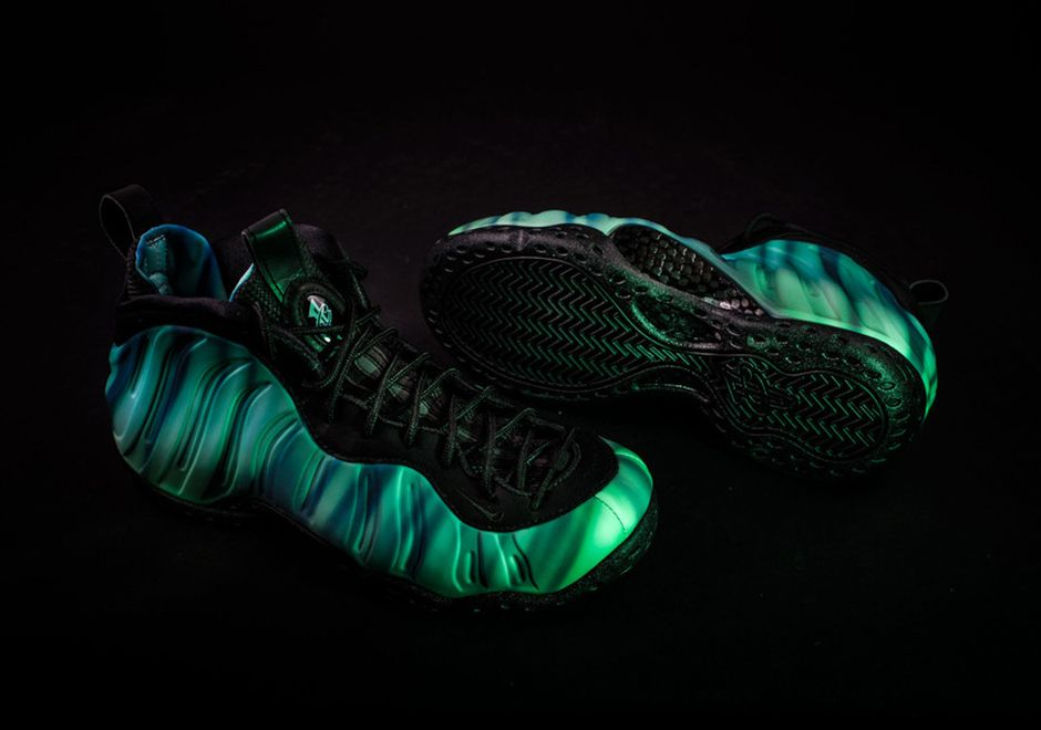 e5f19bfc459 Nike Foamposite One All-Star Northern Lights