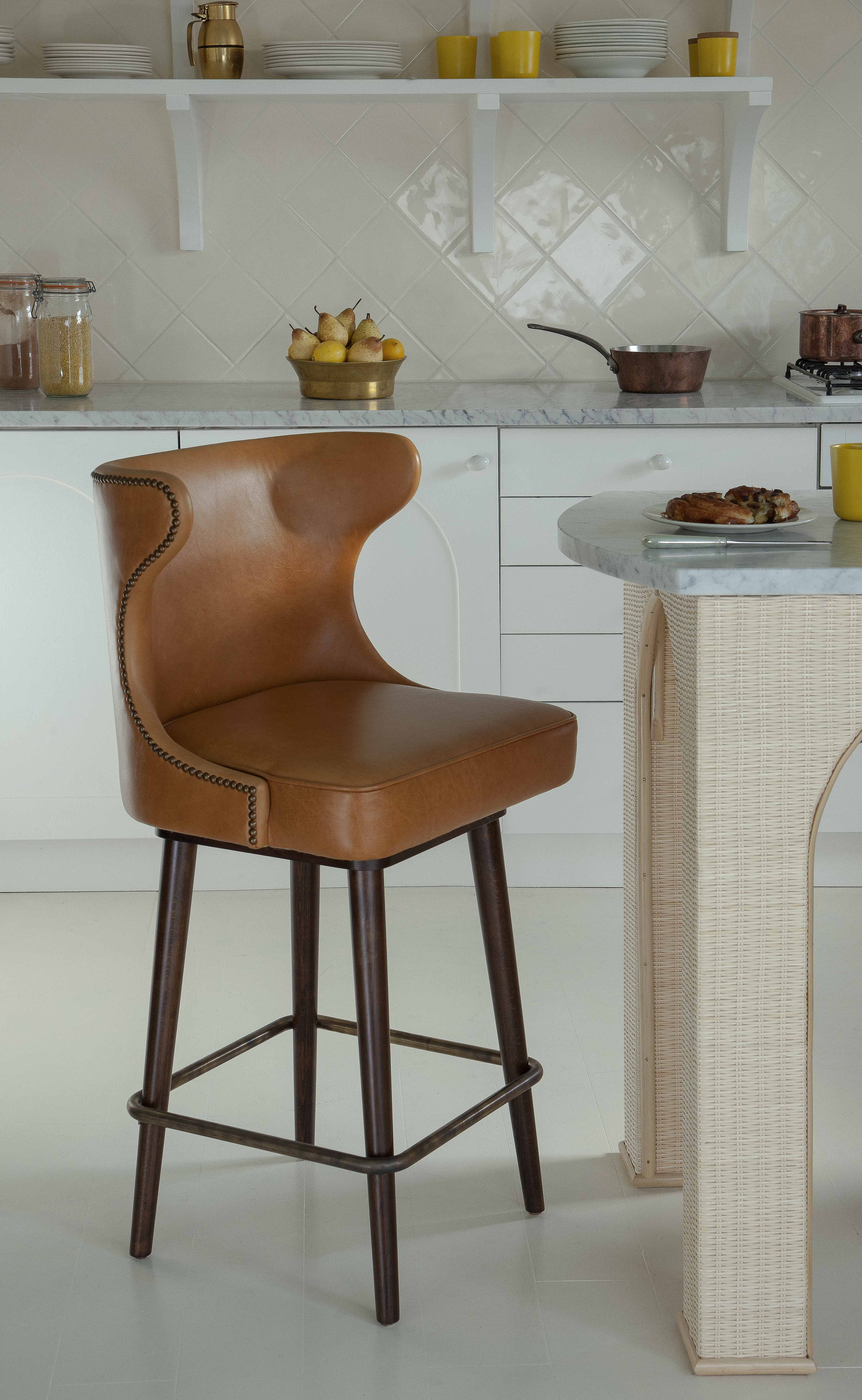 the simplified boyd counter height stool #soane, Esstisch ideennn