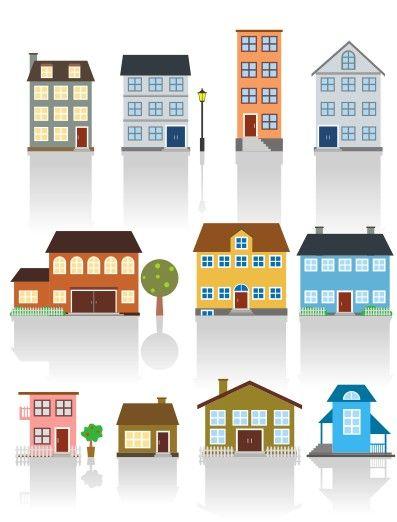 House Icon Google 検索 집 그림 빌딩 그림 집 프로젝트