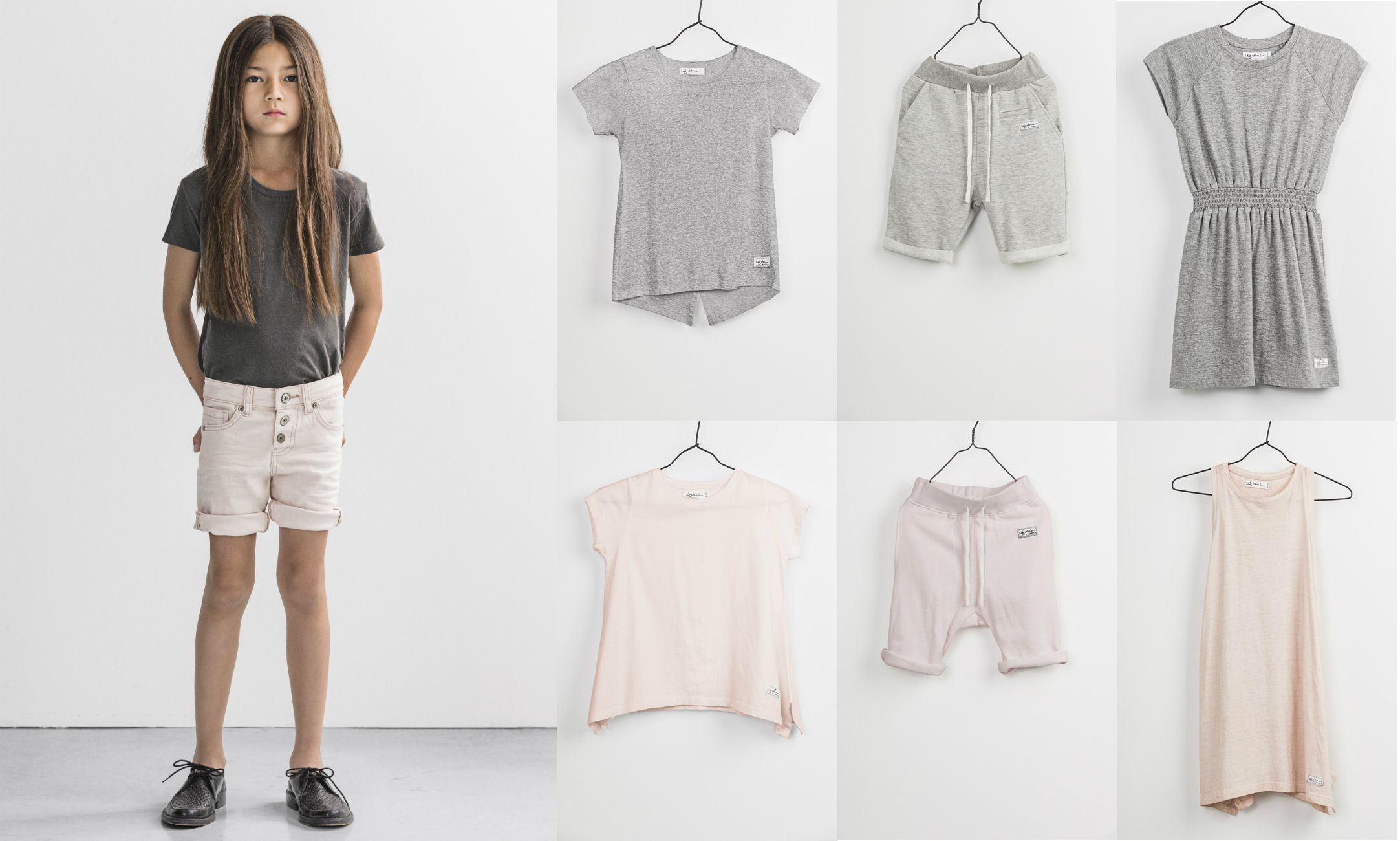 Pink & grey mania click for tips on how to wear summer's hottest trend