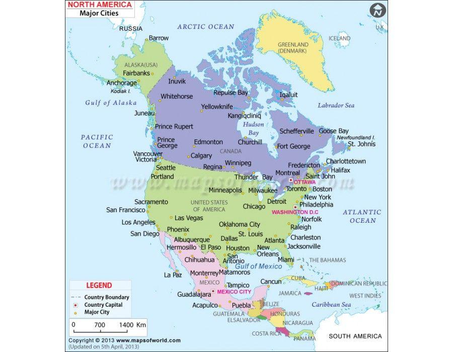 buy north america continent